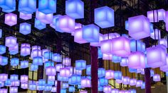 'Luminaires' at Brookfield Place by Arts Brookfield and designer David Rockwell