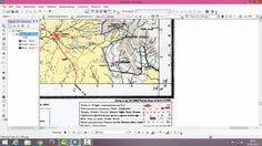 Georeferencing Survey Of India Toposheet using ESRIs Arcgis