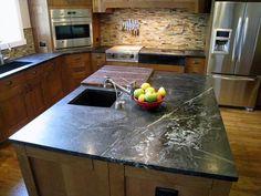 Speckstein Arbeitsplatten Für Die Natürliche Wahl In Ihrer Küche Eine Der  Auffälligsten Und Attraktivsten Eigensch.