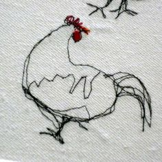 sixty one A: Chickens
