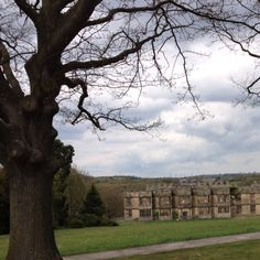 Gibside Hall; Rowlands Gill, uk