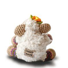 Super-duper cute amigurumi sheep   Free Pattern   Ingenious by me  