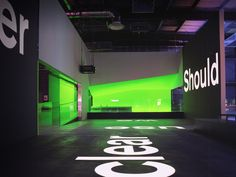 Exhibition graphics and av art direction: BNFL Visitor's Centre at Sellafield, Cumbria for the Science Museum, London.