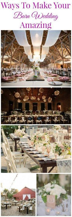 Tips For Planning A Rustic Wedding On A Budget | Budgeting ...