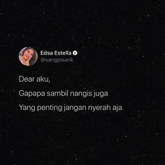 Quotes Rindu, Story Quotes, Dark Quotes, Tumblr Quotes, Tweet Quotes, Words Quotes, Bio Twitter, Twitter Quotes, Instagram Quotes