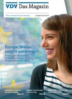 VDV Das Magazin (April 2014)