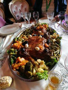 Art culinaire marocain, le Mechoui.