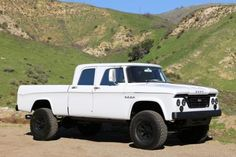 Icon '65 power wagon. Check out what's underneath the old school metal.