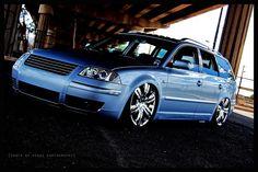 passat wagon custom | 2004 Volkswagen Passat Wagon $12,000 Firm - 100370142 | Custom Show ...