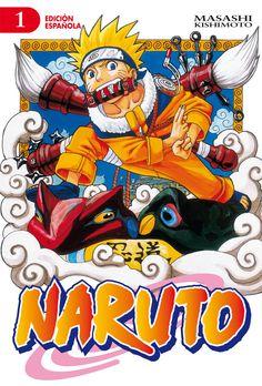 Naruto Cover Nº01