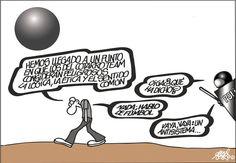 Viñeta: Forges - 7 JUN 2014 | Opinión | EL PAÍS