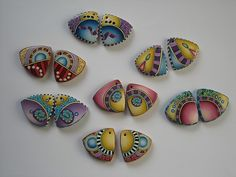 Earring pairs | Yep, I actually make finished jewelry pieces… | Flickr