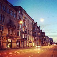 regementsgatan, malmö, sweden.