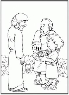 Jesus turns water into wine at a wedding in cana john 2 for Wedding at cana coloring page