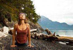 lakeside yoga
