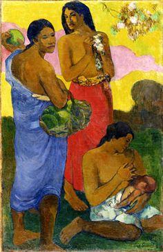 Gauguin, Maternite, 1899