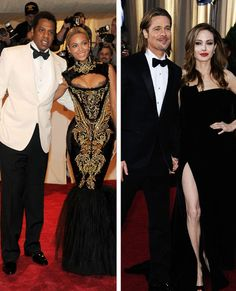 World's Powerful Celebrity Couples -- Who Topped the List?