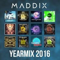 Maddix Yearmix 2016 by Maddix on SoundCloud