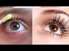 Con solo 2 ingredientes harás crecer tu cabello, cejas y pestañas como nunca antes - YouTube