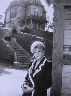 Angela Lansbury - Murder She Wrote - this one was so much fun, back then.