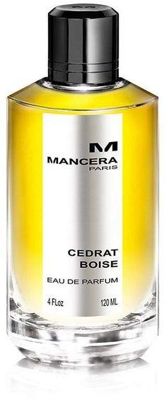 Cedrat Boise Eau de Parfum by Mancera Cologne Spray, Men's Cologne, Perfume Samples, Fragrance Parfum, Smell Good, Perfume Bottles, Pure Products, Beauty Products, Cosmetics