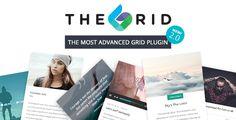 Free Download The Grid v2.0.5 Responsive Wordpress Grid Plugin