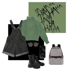 """Green wannabe"" by mellie461 on Polyvore featuring Yves Saint Laurent, Henri Bendel and Christian Dior"