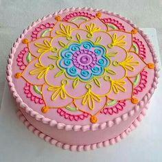 Creative Cake Decorating, Cake Decorating Designs, Cake Decorating Techniques, Creative Cakes, Cookie Decorating, Pretty Cakes, Cute Cakes, Cake Icing, Cupcake Cakes