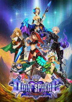 Odin Sphere: Leifthrasir se lanzará el 24 de junio en las PS3, PS4 y PSVita de Europa