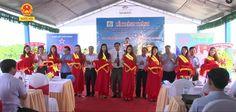 Cho thuê nhà bạt-khánh thành đê biển tây đoạn Hương Mai - Tiểu Dừa