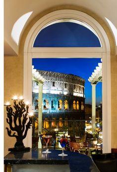 Gladiatori Palazzo Manfredi - Rome, Italy