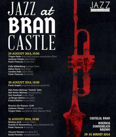 Jazz at Bran Castle