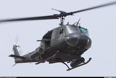 Bell UH-1H Iroquois....the trusty old Huey...