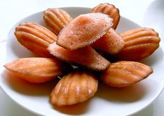 Rose Madeleines Recipe