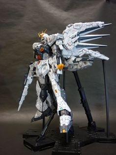 "Custom Build: MG 1/100 RX-93 v Gundam ""detailed"" - Gundam Kits Collection News and Reviews"