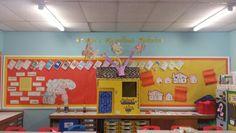 George's Marvellous Medicine (Roald Dahl) classroom display