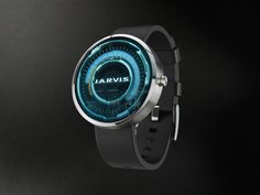 jarvis Awesome Moto 360 watch face we'd love to see. #smartwatch #moto360