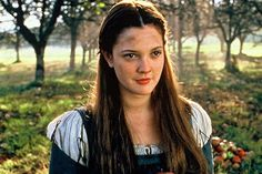Love Drew Barrymore in Ever After <3