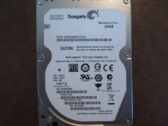 Seagate ST250LT003 9YG14C-500 FW:0001SDM1 WU 250gb Sata (Donor for Parts) - Effective Electronics
