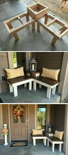 Perfect for the front porch!