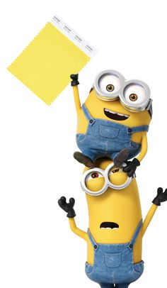 Minions 29 | Imagens PNG