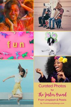 Curated Photos for the 12 Brand Archetypes - Design for Creative Souls Joker Brand, Brand Archetypes, Creator Studio, Graphic Design Tips, Design Graphique, Creating A Brand, Business Branding, Fashion Branding, Thing 1 Thing 2