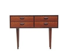 Chest of drawers in Rosewood, Kai Kristiansen.