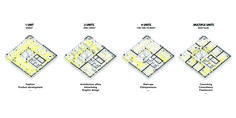 CIVIC architects - Harbor Studio Block - Amsterdam | Plans Iso