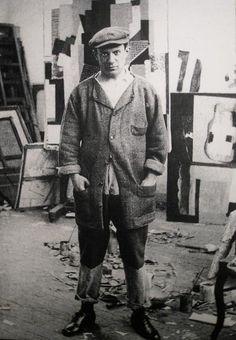 * Portrait of Pablo Picasso, 1916