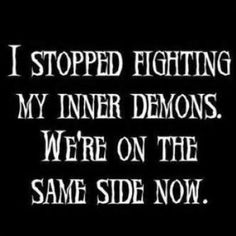 Funny Quotes About Demons