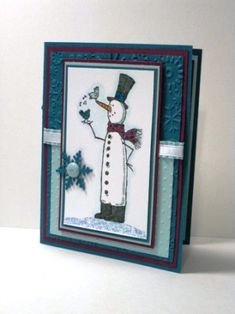 Bring on the Snow! by mokasheen - Cards and Paper Crafts at Splitcoaststampers