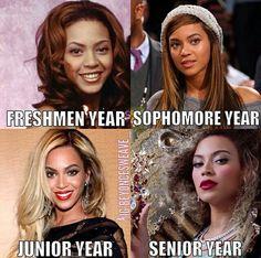 Highschool be like.....