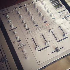 Toys for boys! #technics #classic #mixer