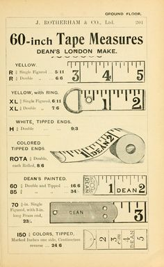 Fabulous printable from J. Rotherham & Co. catalog 1904